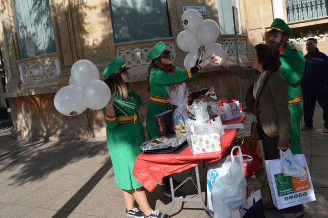 Almería vive un fin de semana pleno de actividades por San Valentín