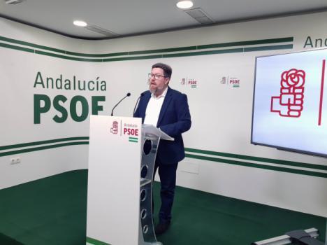 """El PSOE denuncia la """"parálisis"""" del nuevo Gobierno de PP y Ciudadanos"""