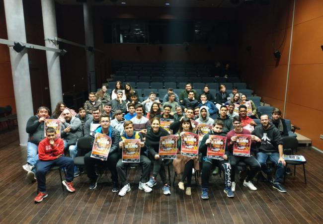 Los corresponsales juveniles llevarán a sus centros educativos la Feria 'XPOBIT El Ejido'