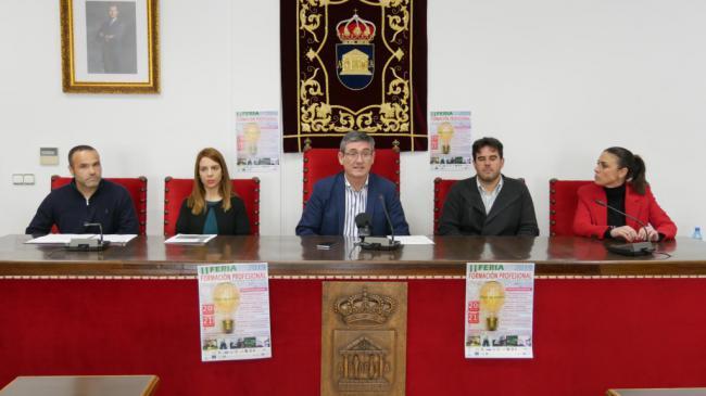Adra abre sus puertas a la II Feria de la Formación Profesional del Poniente Almeriense