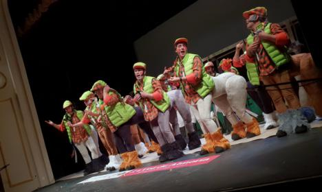 Vuelta de tuerca a letras e intensidad en las semifinales del Carnaval