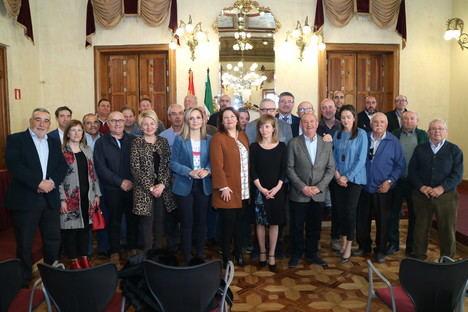 Crespo resalta la apuesta de Almería por el uso eficiente del agua en la agricultura