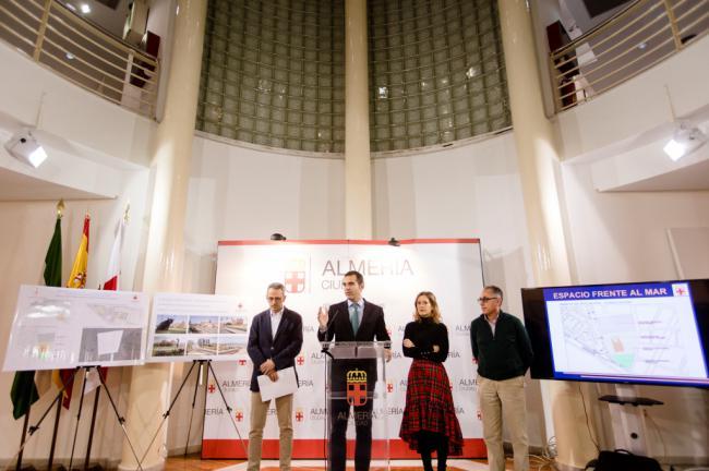 Ayuntamiento y Colegio de Arquitectos presentan las bases del concurso de ideas para la 'Ciudad de la Cultura'
