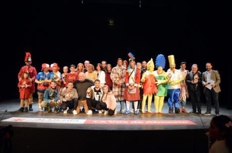 Doce grupos en la gran final del concurso de Carnaval del sábado