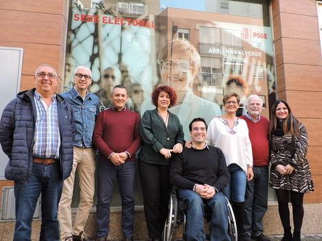 Valverde presenta su proyecto para impulsar Almería como Puerta del Mediterráneo