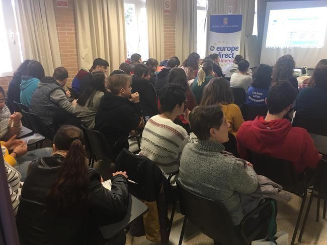 40 jóvenes ejidenses aprenden a moverse por Europa