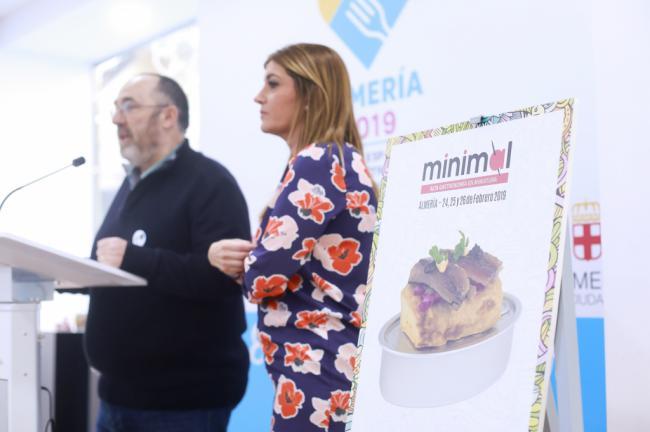 'Minimal Almería 2019' comienza el domingo, con un taller para los más pequeños