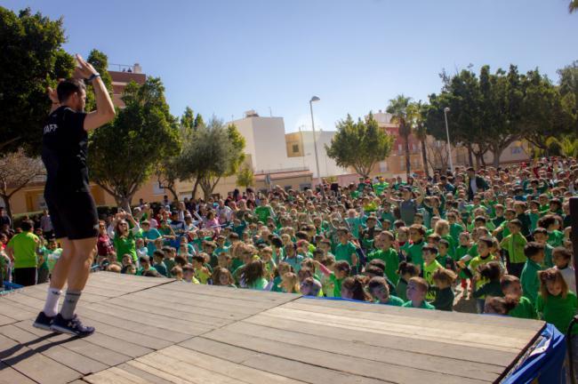Carreras por el Día de Andalucía en Santa María del Águila