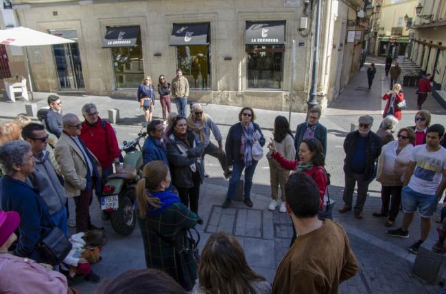 Visita guiada a La Chanca el próximo 10 de marzo