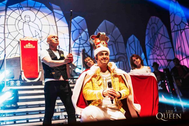'We Love Queen' llevará el domingo a la banda de Freddie Mercury al Maestro Padilla