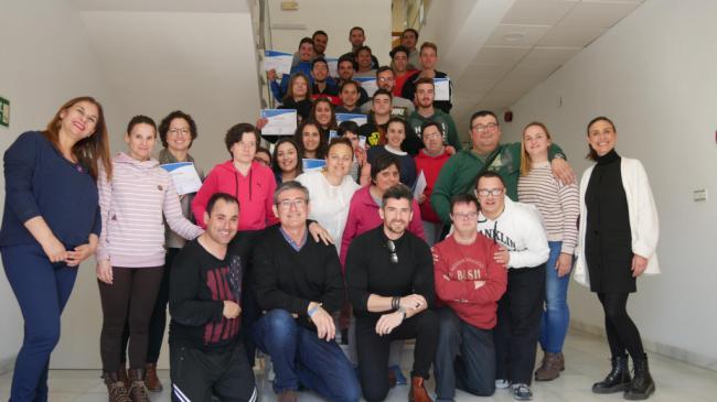 """El alcalde de Adra sitúa Jóvenes Capacitados como """"ejemplo de inclusión a través del deporte"""""""