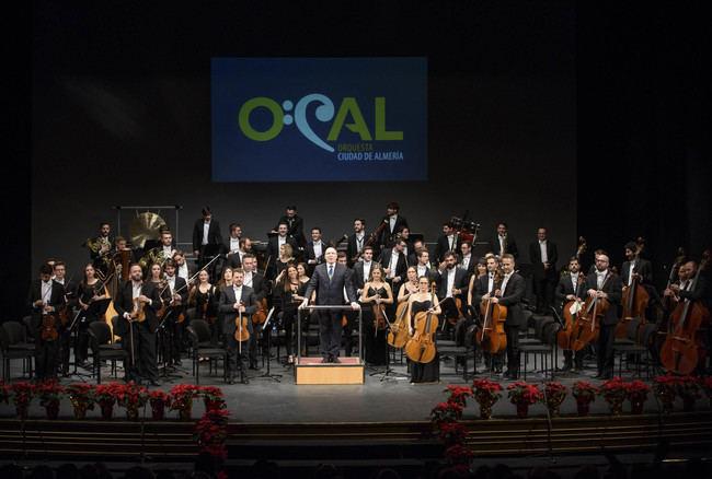 La OCAL adelanta la 'Primavera Romántica', este domingo en el Maestro Padilla