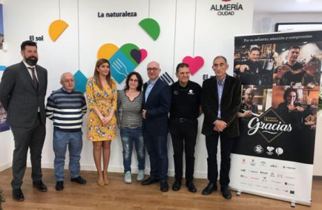 """Almería 2019 reconoce """"la dedicación, esfuerzo, carácter y cariño"""" de los camareros"""