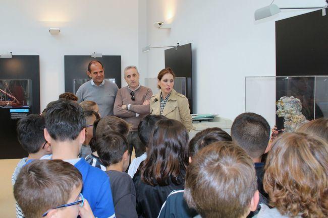 2.000 escolares visitarán la exposición 'PlastiHistoria de la Humanidad' en El Ejido