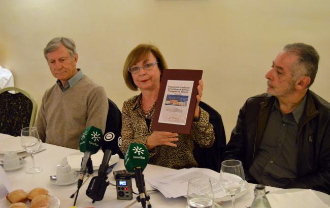 Amigos de la Alcazaba propone proteger 396 inmuebles más