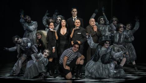 'La Familia Addams' llega al Auditorio Maestro Padilla el próximo mes de abril