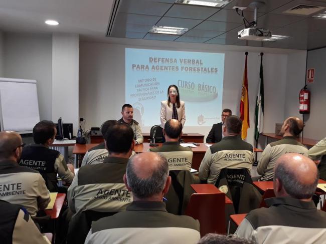 La Junta de Andalucía forma a 25 Agentes de Medio Ambiente en la resolución de conflictos
