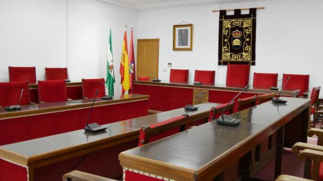 El Ayuntamiento de Adra instalará un sistema de grabación de plenos