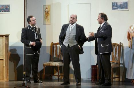 La mejor zarzuela vuelve al Maestro Padilla con 'El Barbero de Sevilla'