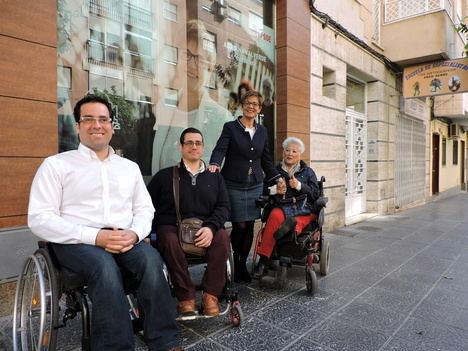 Valverde anuncia un Plan de Accesibilidad Universal