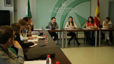 Martín subraya el compromiso del Gobierno andaluz por el Desarrollo Sostenible