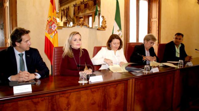 La Junta firma la depuradora de Antas reclamada hace siete años