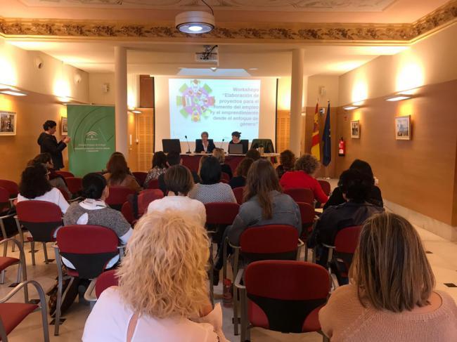 El Centro Provincial del IAM en Almería inaugura el I Ciclo de Capacitación para el fomento del empleo