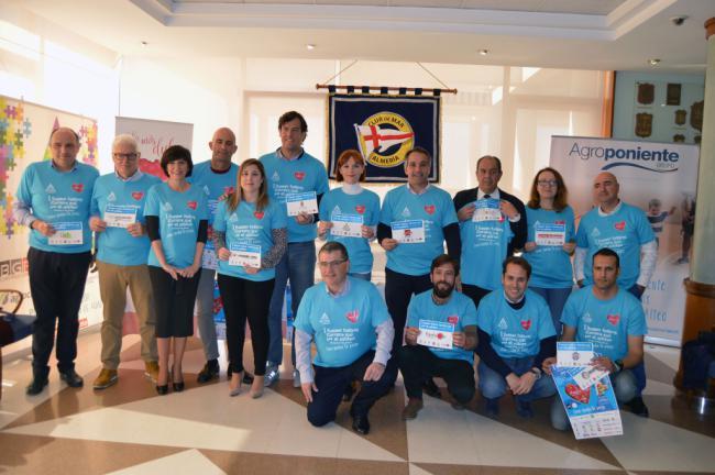 Almería correrá por el autismo el 31 de marzo en la 'I Runner Fashion Carrera Azul'