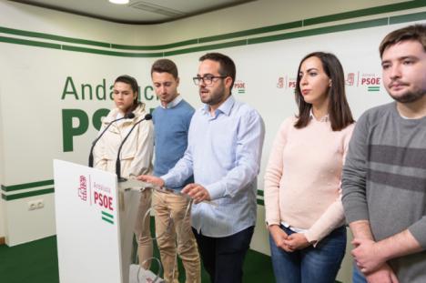 JJSS pide el voto para el PSOE para poder exhumar a Franco