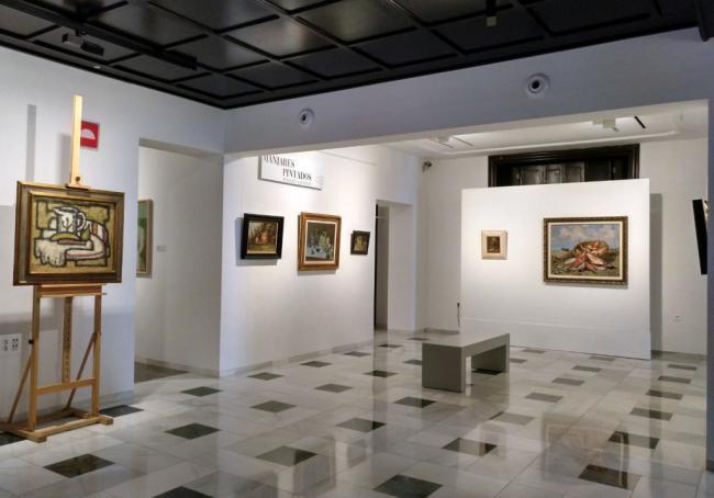 El Museo de Arte 'Doña Pakyta' trae la microexposición 'Manjares Pintados'