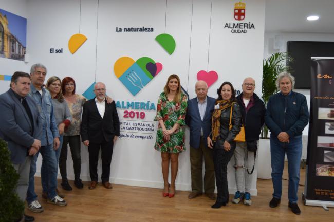 Almería 2019 acoge un 'Press Trip' como destino turístico gastronómico