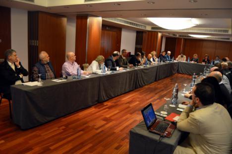 III Encuentro Provincial por el Patrimonio Cultural convocado por Amigos de la Alcazaba