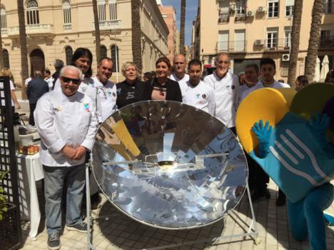 El sol da sabor a la gastronomía de Almería con los chefs de ACRIA