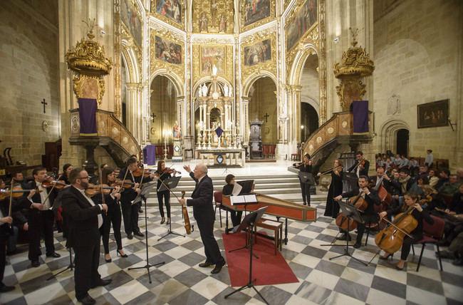 El 16º Ciclo de Música Sacra como antesala de Semana Santa