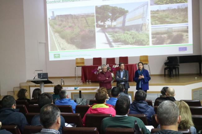 El control biológico en Almería alcanza ya casi 23.000 hectáreas