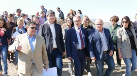 """El alcalde de Adra subraya el """"alcance"""" de la musealización del Cerro de Montecristo"""