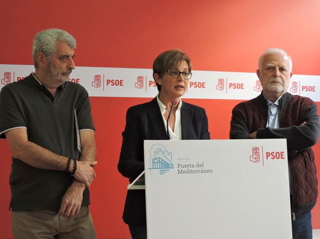 Valverde creará corredores verdes para cohesionar la ciudad