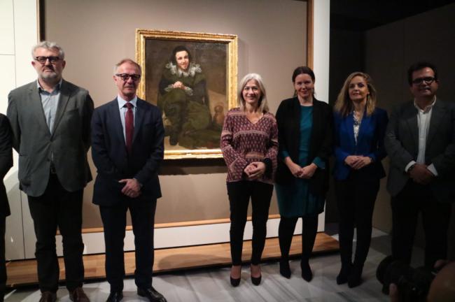 La obra maestra de Velázquez llega al Museo de Almería