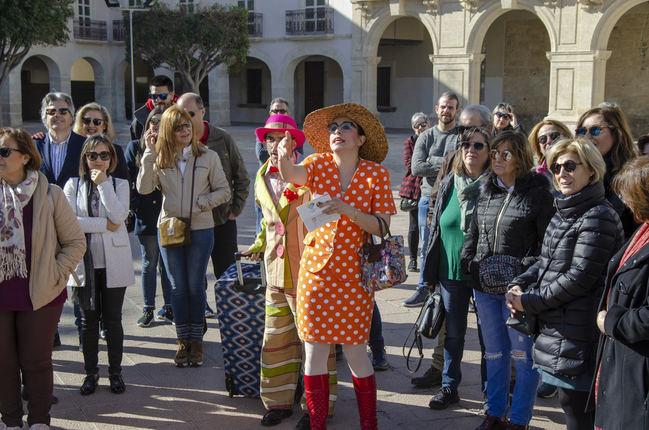 Una visita teatralizada guiará por la pasión cofrade y gastronómica de la Semana Santa