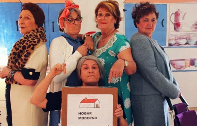 'Las Invitadas' en el Programa Estable de Teatro Aficionado
