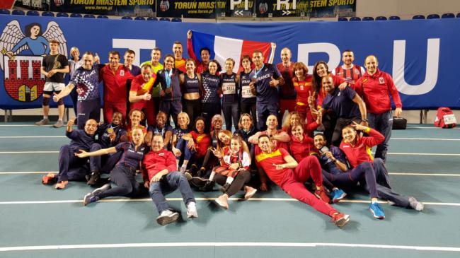 Emilia Paunica, cuarta en 60 metros en el Campeonato del Mundo Indoor de Polonia