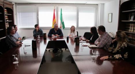 La Delegación de Empleo y UGT-Almería colaborarán para fomentar el empleo de calidad y estable