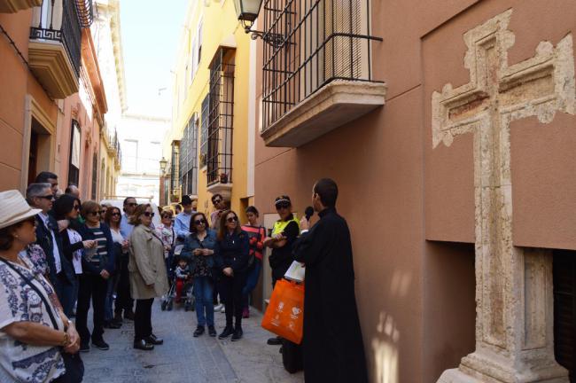Semana Santa almeriense a través de una visita teatralizada