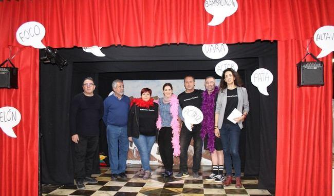 El Auditorio de El Ejido expone los 30 años de la Muestra de Teatro Aficionado
