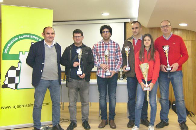 Aitana Portero, de la Escuela Municipal Indalo, gana el Campeonato Provincial de Ajedrez