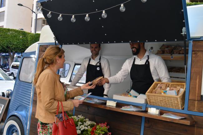 Roscos de Semana Santa en foodtruck por toda Almería