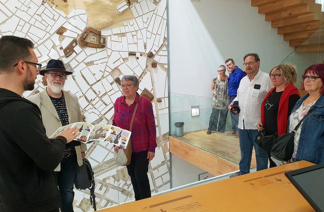 La museos de Almería tienen actividades toda la Semana Santa