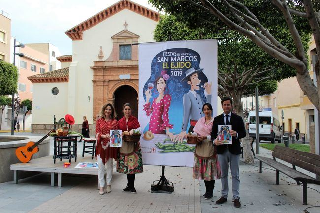 El Ejido se prepara para rendir homenaje a San Marcos