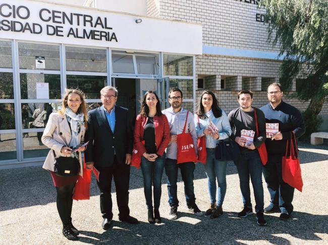 El PSOE impulsará una Ley de Juventud centrada en estudio, vivienda y empleo