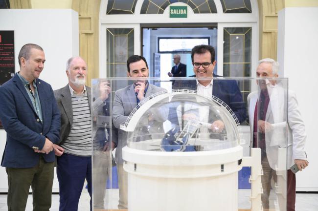 Las VIII Jornadas Astronómicas convierten a Almería en referente mundial